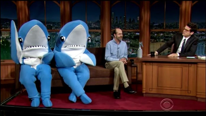 &superbowl sharks interview