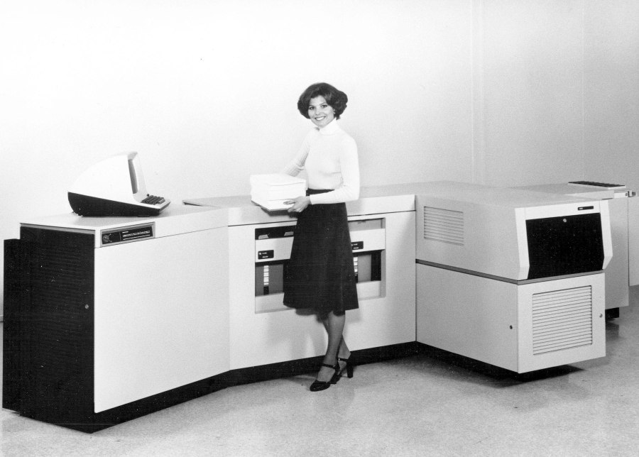 &xerox big copier